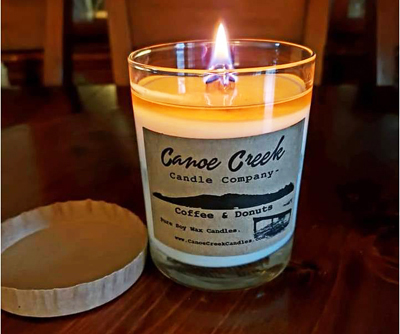 pure soy wax candle makers