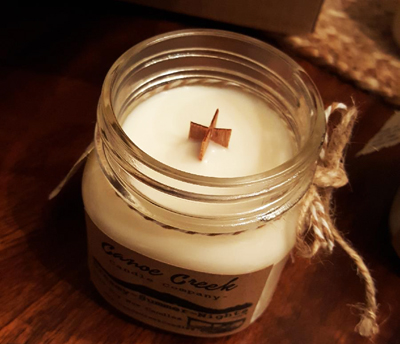 local soy wax candle company